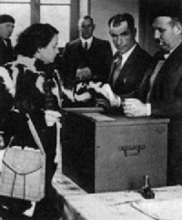droits vote des femmes